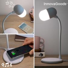 InnovaGoods LED-es lámpa hangszóróval és vezeték nélküli töltővel Akalamp InnovaGoods világítás