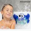 InnovaGoods Zenés tarisznyarák szappanbuborékokkal Crabbly InnovaGoods