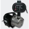 INOX önfelszívó kerti vízszivattyú áramláskapcsolóval 1100W 4600l/óra 4.6 bar