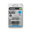 Integral INFD8GCOUDL3.0-197 USB3.0 Courier Dual - 8GB - fekete