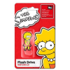 "Integral ""The Simpsons"" 8GB USB 2.0 ""Lisa"" pendrive"