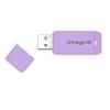Integral USB 8GB PASTEL Lavender Haze