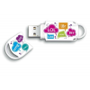 Integral USB Flash Drive Xpression TXT 8GB USB 2.