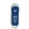 Integral USB Xpression 8GB  \'\'Keep Calm\'\' blue