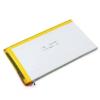 Intercell Li-Polymer 3.7V 2500mAh 54mm x 70mm Tablet PC / E-book olvasó univerzális akku/akkumulátor