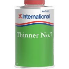 International Thinner No. 7 hajózási felszerelés