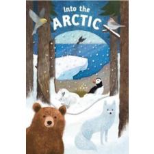 Into the Arctic – PRIDDY  ROGER idegen nyelvű könyv