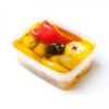 Ínyenc Mester Sajttal töltött vegyes zöldségek fűszeres olajban 250 g