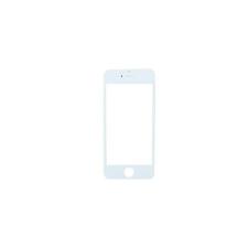 iPhone 5 előlapi üveg (alkatrész, nem védőüveg) fehér mobiltelefon előlap