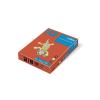 IQ Fénymásolópapír színes IQ Color A/4 80 gr intenzív téglavörös ZR09 500 ív/csomag