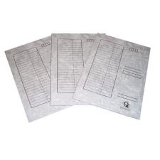Iratgyűjtő A/4 karton Márvány naptár, kalendárium