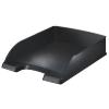 Irattálca, műanyag, LEITZ Style, szatén fekete
