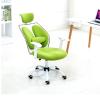 Irodai szék, zöld ,hálós  BENNO