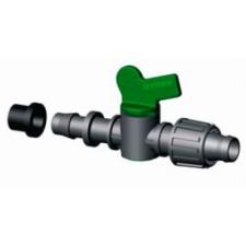 IRRITEC Csepegtető szalag indító csapos 17x15 gumigyűrűvel öntözéstechnikai alkatrész