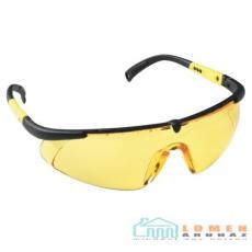 IS Védőszemüveg sárga VERNON IS AF, AS, UV