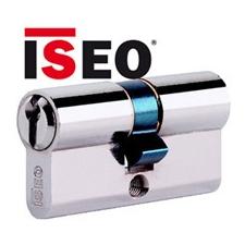 ISEO Cilinder betét F6 40-45 mm, 3 kulcsal barkácsolás, csiszolás, rögzítés