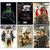 ismeretlen Star Wars: Zsivány Egyes sima füzet, többféle - A4, 80-32