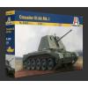 Italeri CRUSADER III AA MK.I tank makett Italeri 6465