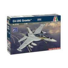 Italeri EA-18G Growler katonai repülő makett Italeri 2716 makett figura