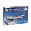 Italeri F-86F Sabre Jet katonai repülő makett Italeri 2684