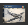 Italeri - Fw-190 A-8 repülőgép makett
