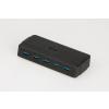 iTec i-tec USB 3.0 Charging HUB 7 port tápegységgel; 2x USB 3.0 töltő port