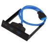 iTec i-tec USB 3.0 extender frontpanelre  2 x USB 3.0 A típusú port