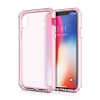 Itskins Supreme-Apple iPhone X -  3m DROP - EXTREME - white and light pink