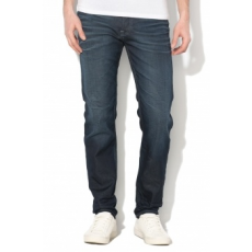 Jack Jones Jack&Jones, Mike comfort fit farmernadrág, Tengerészkék, W31-L32 (12126066-BLUE-DENIM-W31-L32)