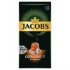 Jacobs Espresso 7 Classico őrölt-pörkölt kávé kapszulában 10 db 52 g