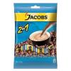 JACOBS Instant kávé stick, 10x14 g, JACOBS 2in1 (KHK457)