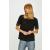 Jacqueline de Yong - Top - fekete - 1508576-fekete
