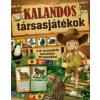 JAM AUDIO Duzs Mária (szerk.) - Kalandos társasjátékok
