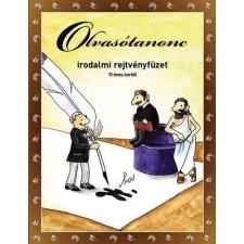 JAM AUDIO Olvasótanonc - irodalmi rejtvényfüzet 11 éves kortól gyermek- és ifjúsági könyv