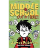 James Patterson PATTERSON, JAMES - MIDDLE SCHOOL - GET ME OUT OF HERE!