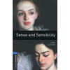 Jane Austen OXFORD BOOKWORMS LIBRARY 5. - SENSE AND SENSIBILITY + CD