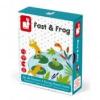JANOD Fast & Frog - ügyességi játék Janod