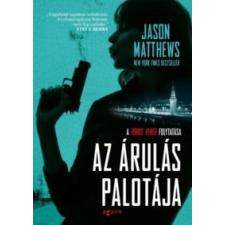 Jason Matthews Az árulás palotája irodalom