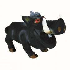 Játék Latex Vaddisznó Eredeti Hanggal 18cm játék kutyáknak