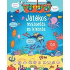 Játékos összeadás és kivonás gyermek- és ifjúsági könyv