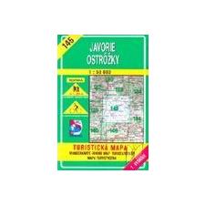 Javorie, Ostrôžky - VKÚ - HM 145 térkép