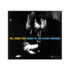 JAZZ IMAGES Bill Evans trio - Sunday At the Village Vanguard (Remastered) (Digipak) (Cd) jazz