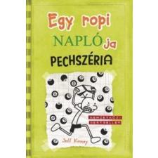 Jeff Kinney Egy ropi naplója 8.: Pechszéria gyermek- és ifjúsági könyv