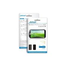 Jekod kijelző védőfólia törlőkendővel Nokia Asha 230-hoz* mobiltelefon előlap