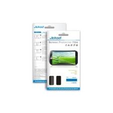 Jekod kijelző védőfólia törlőkendővel Sony C5503 Xperia ZR-hez* mobiltelefon előlap
