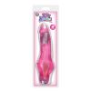 """Jelly Rancher - 8"""" Vibrating Massager - Pink"""