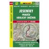 Jeseniki - Pradziad - Kralicki Śnieżnik / Gesenke - Altvater - Gr. Schneeberg turistatérkép/ Shocart