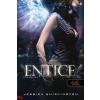 Jessica Shirvington : Entice - Csábítás - Violet Eden Krónikák 2. - puha kötés