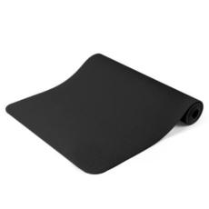 Jóga matrac, ajándék táskával (fekete)