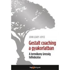 John Leary-Joyce LEARY-JOYCE, JOHN - GESTALT-COACHING A GYAKORLATBAN - A TERMÉKENY ÜRESSÉG FELFEDEZÉSE gazdaság, üzlet